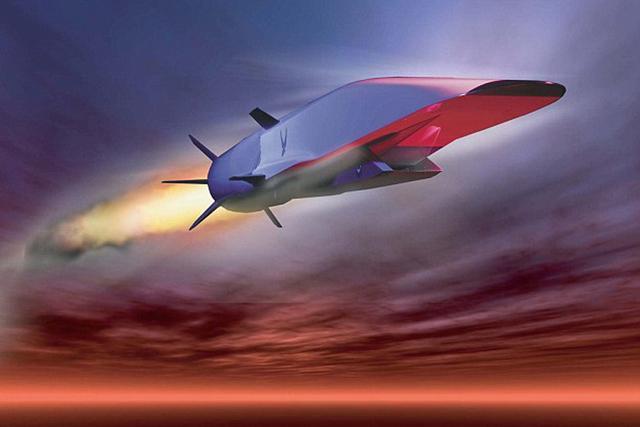 <strong>未来超高速飞行器</strong>