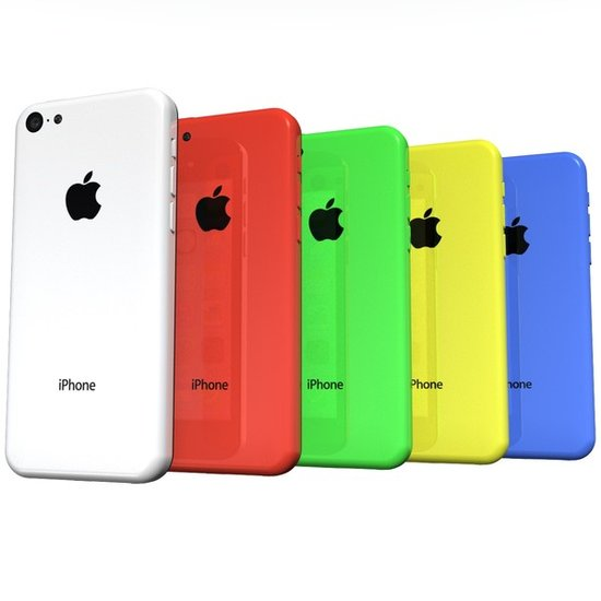 iPhone 5c卖的也不是太惨 也有地方脱销的