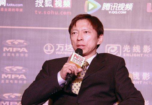 搜狐张朝阳:盗版或致在线视频步音乐产业后尘