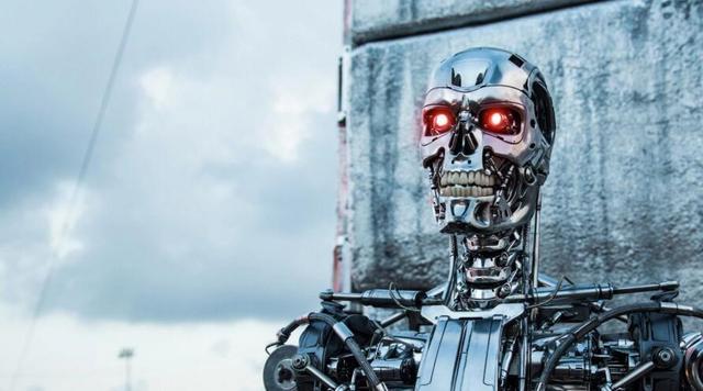 你的饭碗会被机器人抢走吗? 低薪工种比较危险