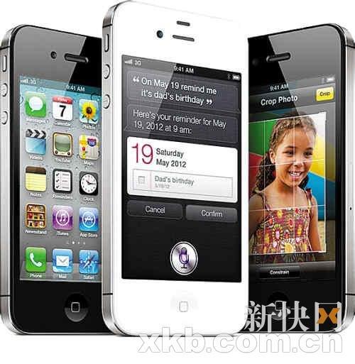 iPhone 4S最快明年春季前入华