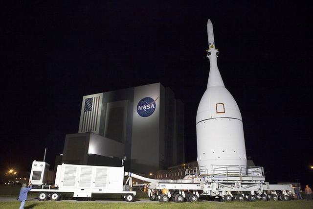 美国新一代宇宙飞船静待首次太空飞行