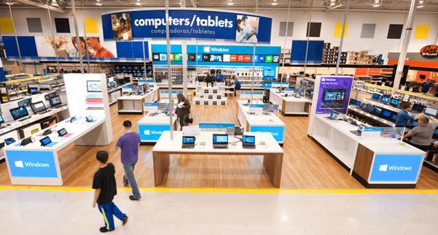 百思买CEO:平板电脑销量暴跌给PC带来新希望