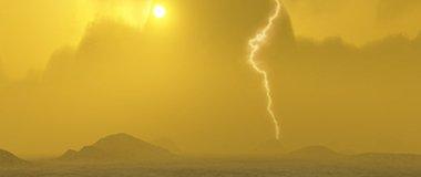 现在灼热的金星是否曾美如地球?