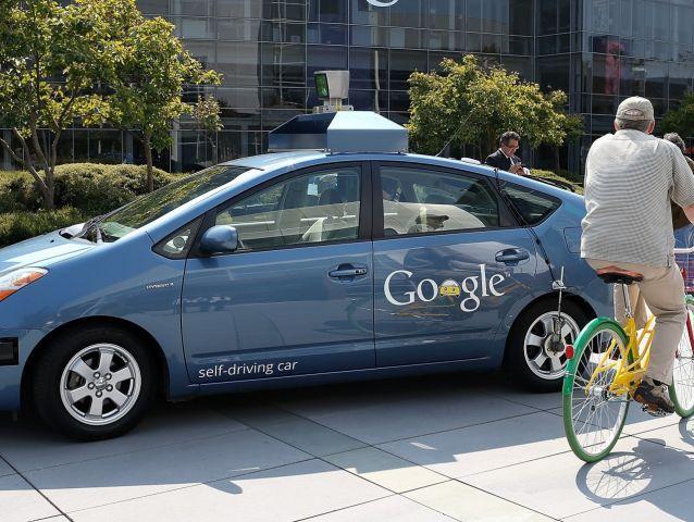 导航应用Waze将成谷歌争夺无人车市场的王牌