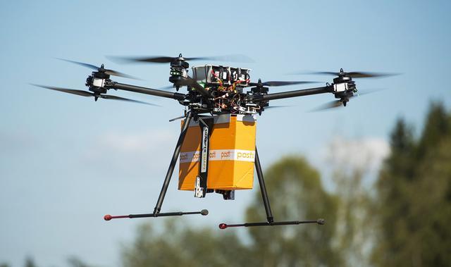 隔三差五就有公司说自己在做无人机送货,真的靠谱吗?