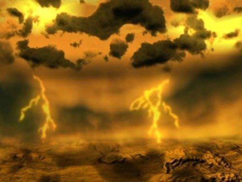 美科学家发现金星上雷电风暴和地球极为相似