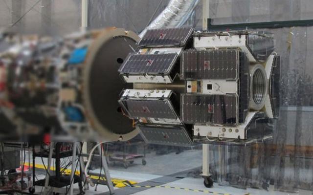 美公司成功用飞机空射火箭 将NASA八颗小卫星送入太空
