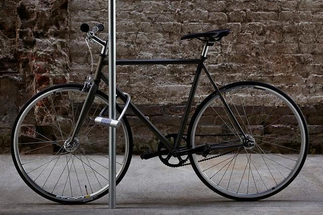 智能车锁:再也不用担心自行车被偷了