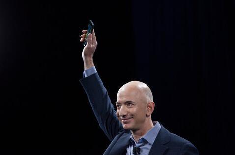 贝索斯:现在进军手机市场不晚 主打购物体验