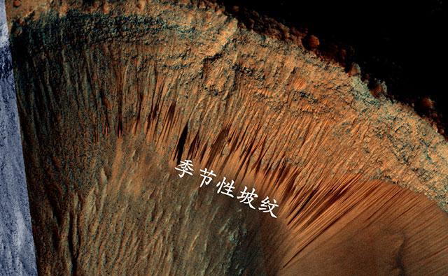 专家解读:NASA如何发现火星液态水?