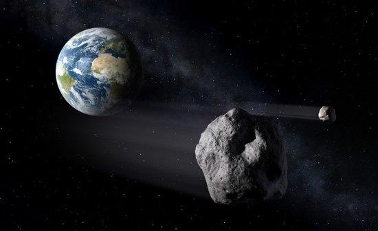 科学家警告百米直径小行星2040年或碰撞地球