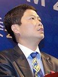 越南工贸部副部长陈俊英发言