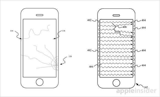 苹果屏幕裂纹检测技术专利获批 细如发丝的裂纹也能检测出来