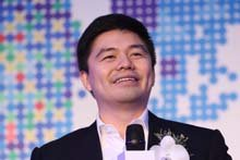 腾讯公司高级执行副总裁李海翔开场致辞