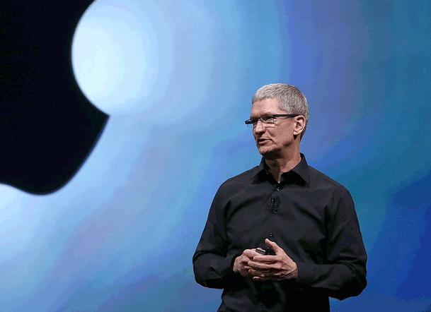 库克:苹果将为叙利亚难民捐款