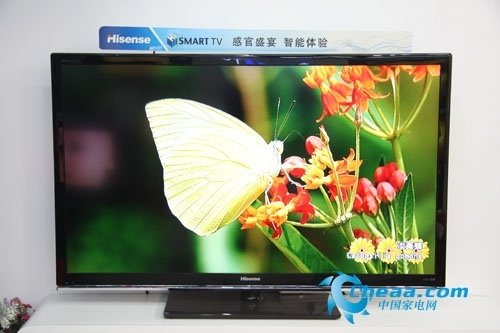 全高清LED 海信42寸液晶电视售3699元