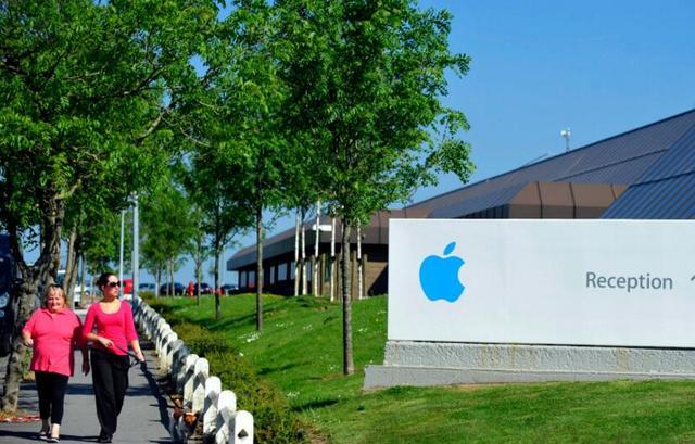 苹果挨罚白宫急眼:要求补缴巨额税款将影响美欧经贸关系