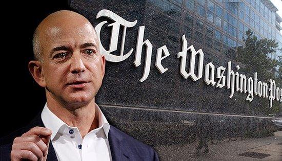 贝索斯完成《华盛顿邮报》收购案