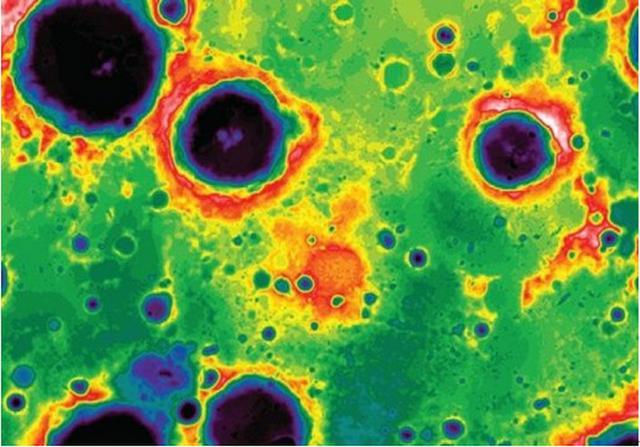 月球南极神秘高地形成于独特火山活动过程
