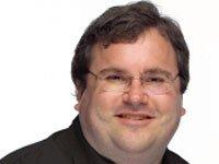 LinkedIn联合创始人雷德・霍夫曼