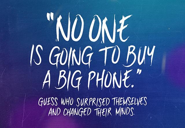 盘点那些借着iPhone 6宣传自己的企业