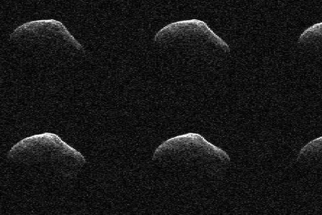 美科学家观测到一公里大小的彗星掠过地球