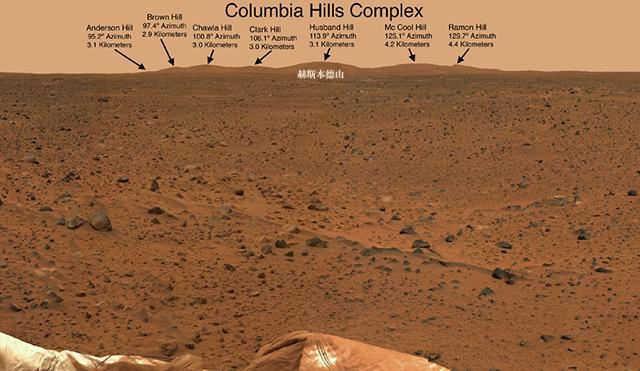 """火星也曾有""""雾霾"""""""