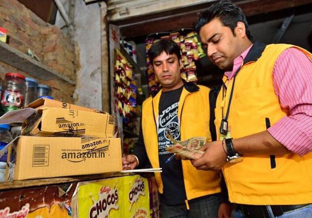 错过中国肠子悔青 亚马逊不计成本抢占印度市场