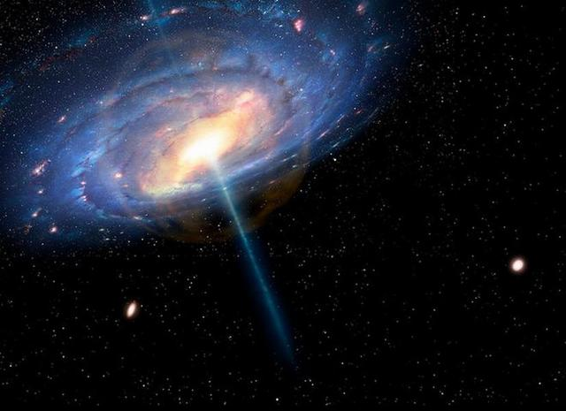 银河系类星体爆炸或将解释缺失质量消失之谜