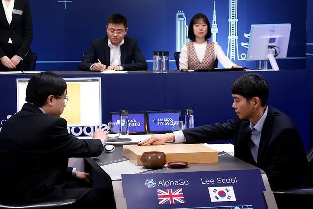 """AlphaGo和李世石""""人机大战""""将被拍成纪录片"""