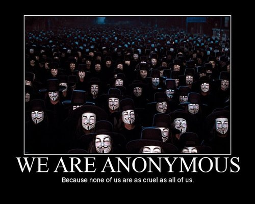 黑客组织Anonymous拟1月28日攻击Facebook