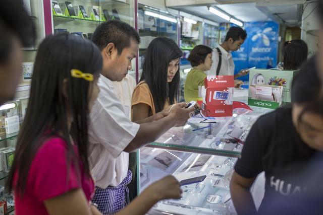 5000万缅甸人第一次用上互联网,接下来的事无语了 | 译站