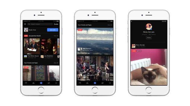 Facebook拟在视频中插入15秒广告 作者分成55%