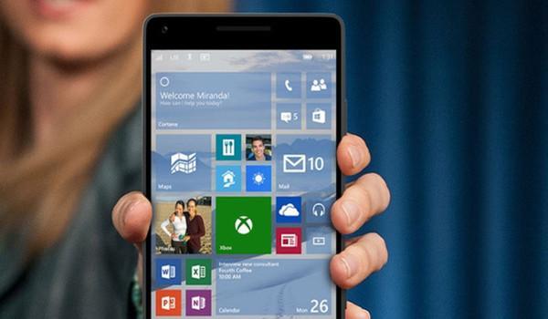 Win10手机预览版将支持更多机型
