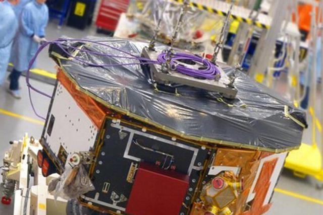 欧洲LISA探测器准备升空:寻找引力波