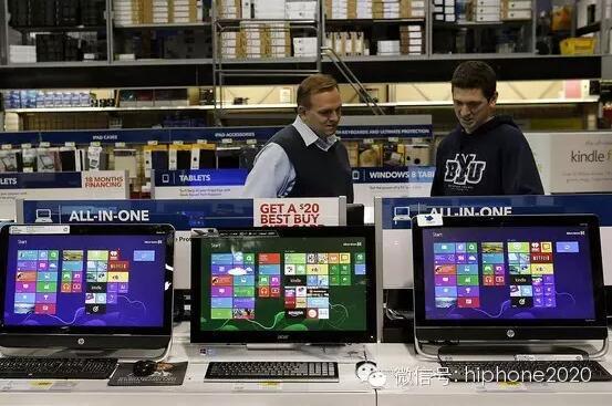 PC产业纠结中前行:这个世界真缺一台新PC