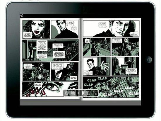 漫画出版商的数字革命:拥抱平板电脑