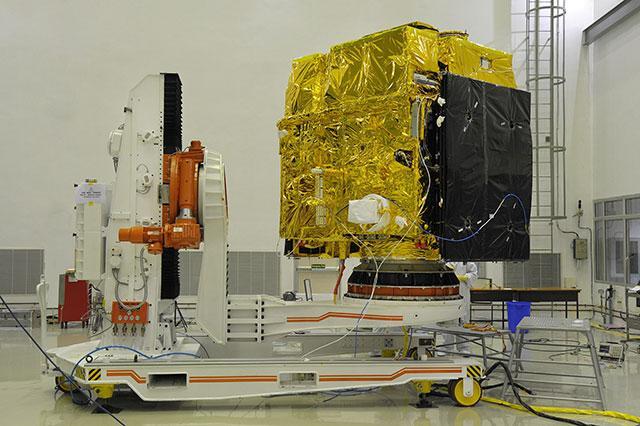 印度首颗天文科学卫星Astrosat发射成功