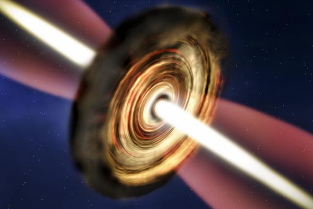 天文学家发现...