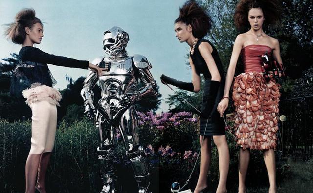 人工智能那么厉害,它能帮人类穿衣打扮吗?