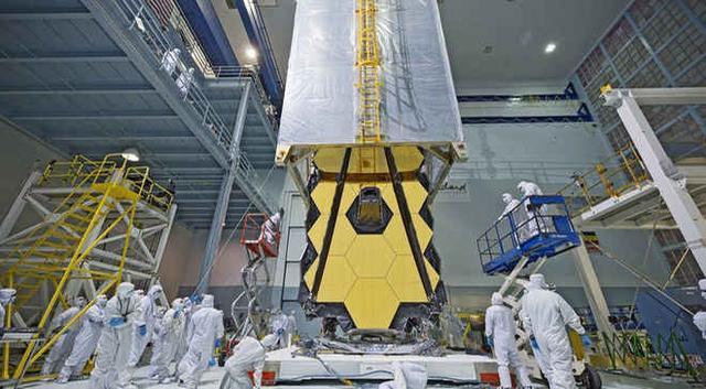 韦伯空间望远镜震动测试异常后未发现损伤