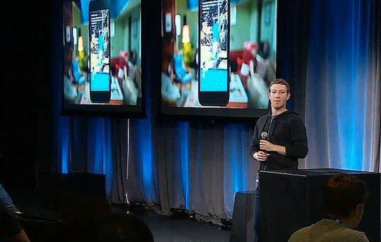 Facebook放弃在手机中预装Home桌面
