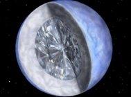 """英科学家发现""""钻石星球"""",距地球4000光年"""