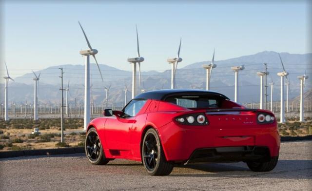 特斯拉本周公布下一代跑车Roadster详情