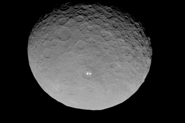 科学家:谷神星或形成于太阳系外围