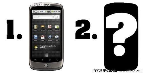 谷歌新旗舰 三星Nexus S存在证据解析