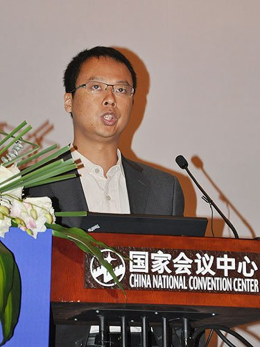 图文:腾讯无线研发部高级总监陈诚演讲