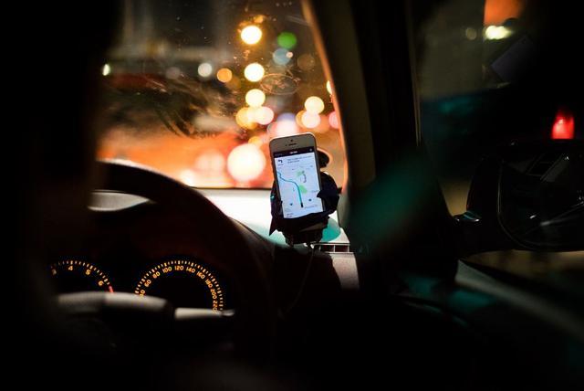 Uber老司机自建应用,欲终结Uber在网约车市场的霸权