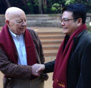 刘胜义对话詹姆士・马奇:社交网络正在创造历史